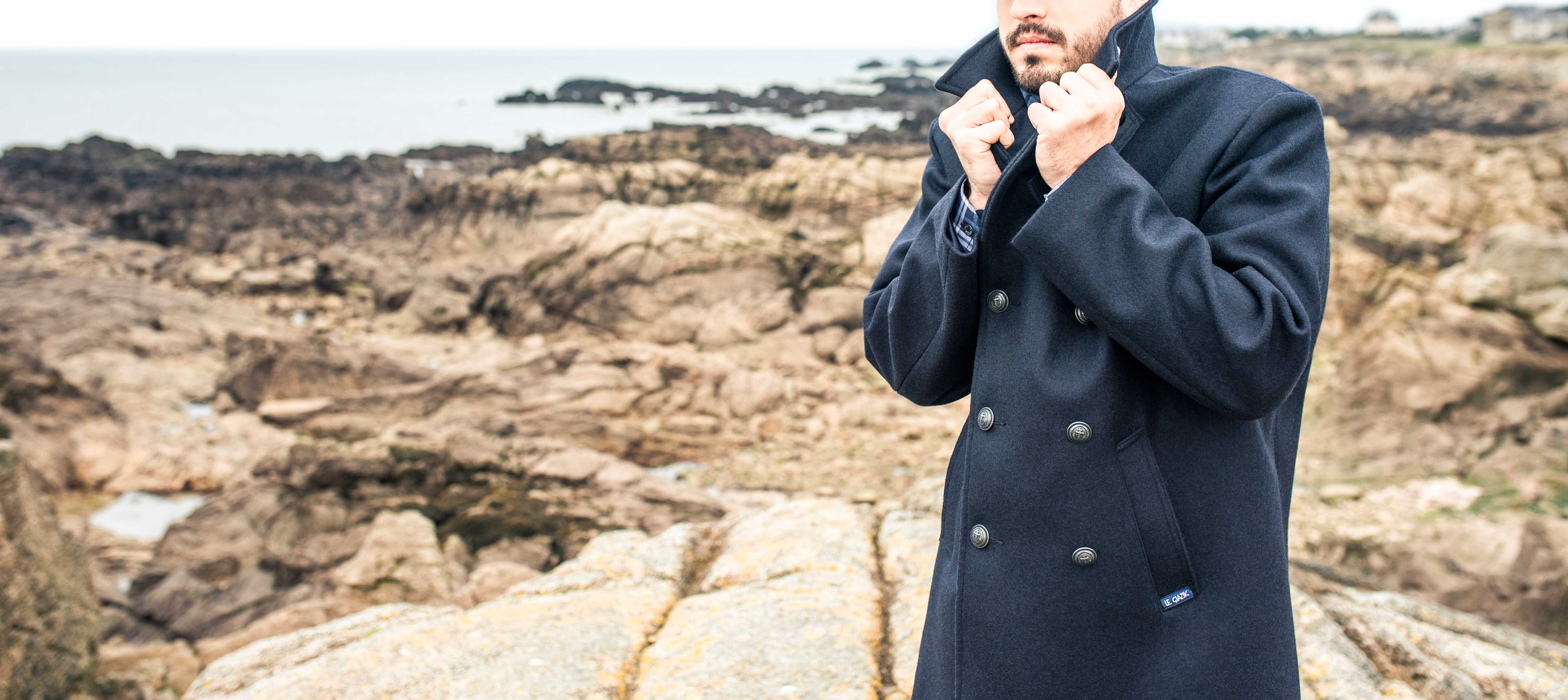 Le manteau des marins